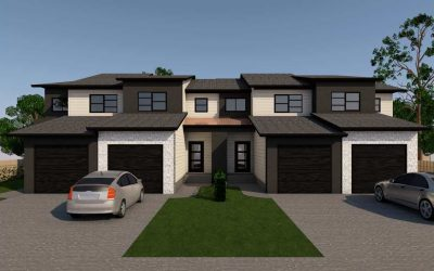 New AVANTA Townhomes