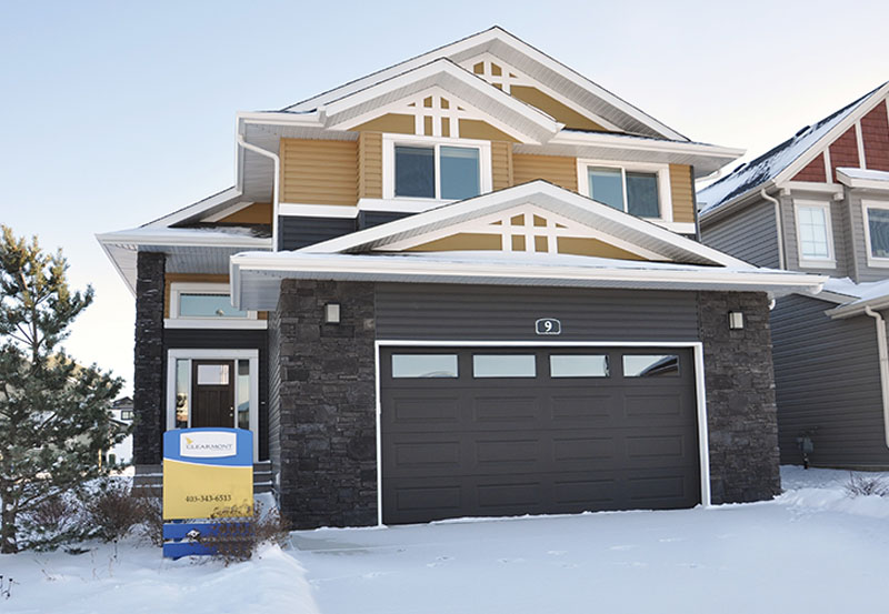 Quick Possession Homes Red Deer