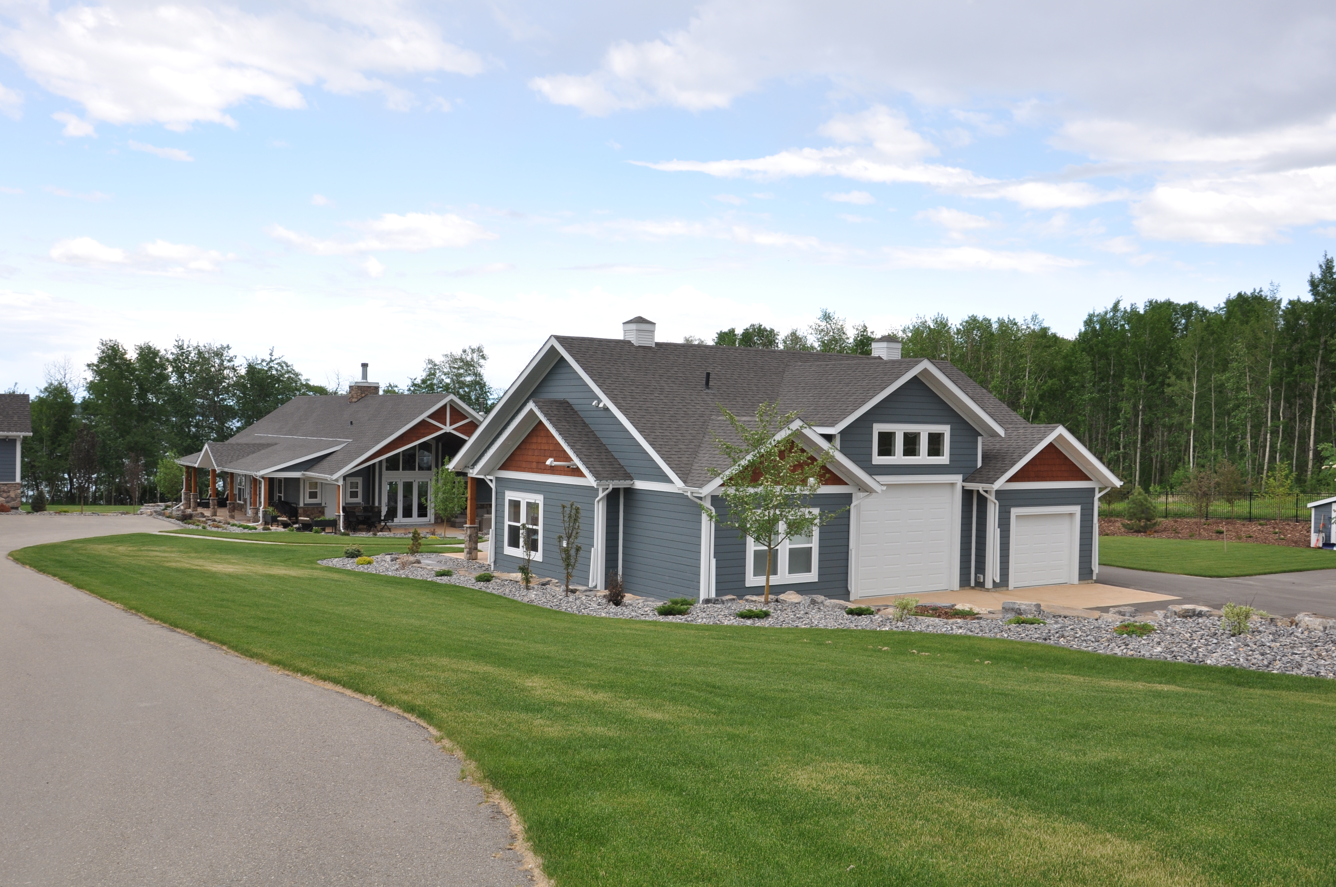 central alberta home builders
