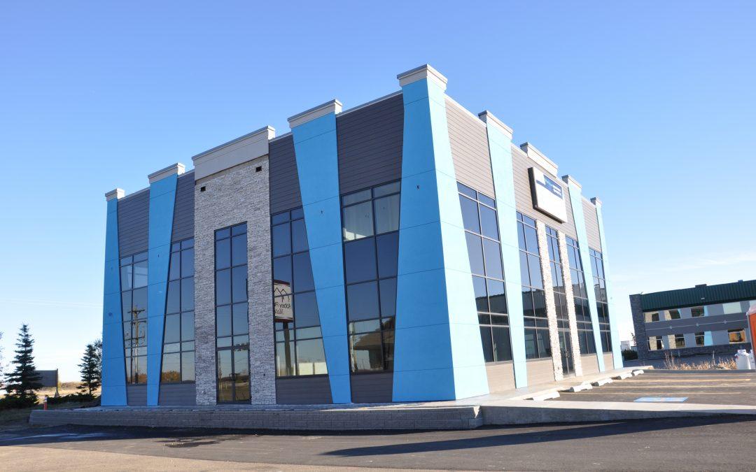 Central Alberta Commercial Renovations