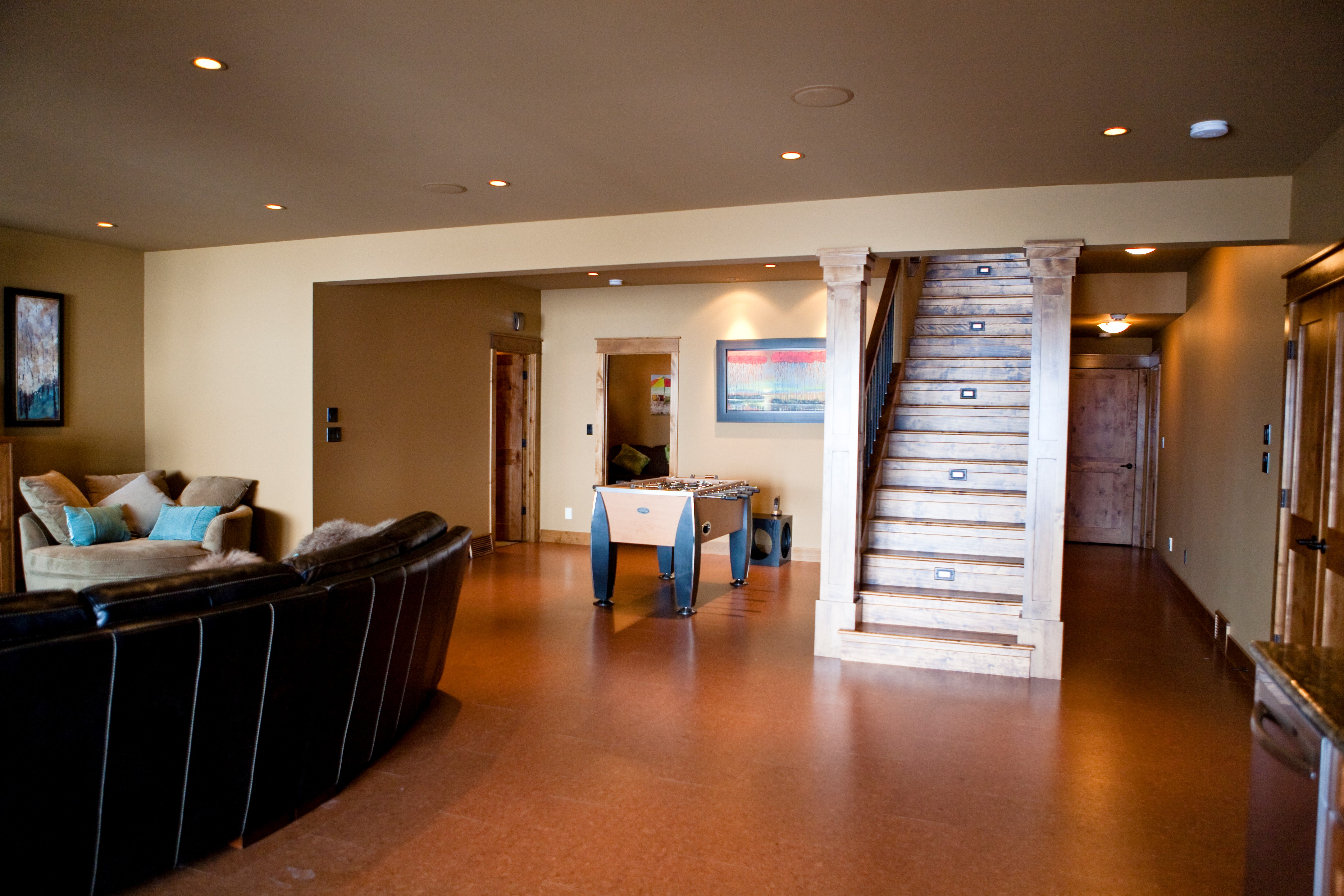 central alberta basement renovations