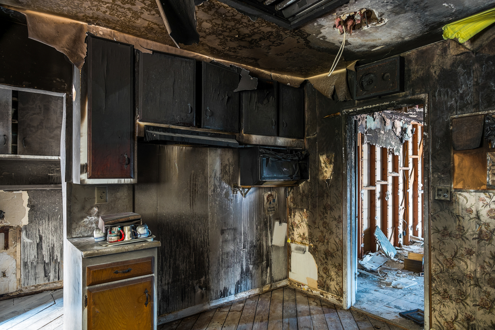 Recover from fire and disaster damage with Abbey Platinum Master Built