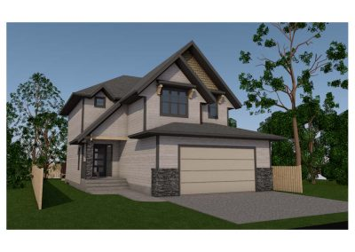 Bridgeland Craftsman - Render 2
