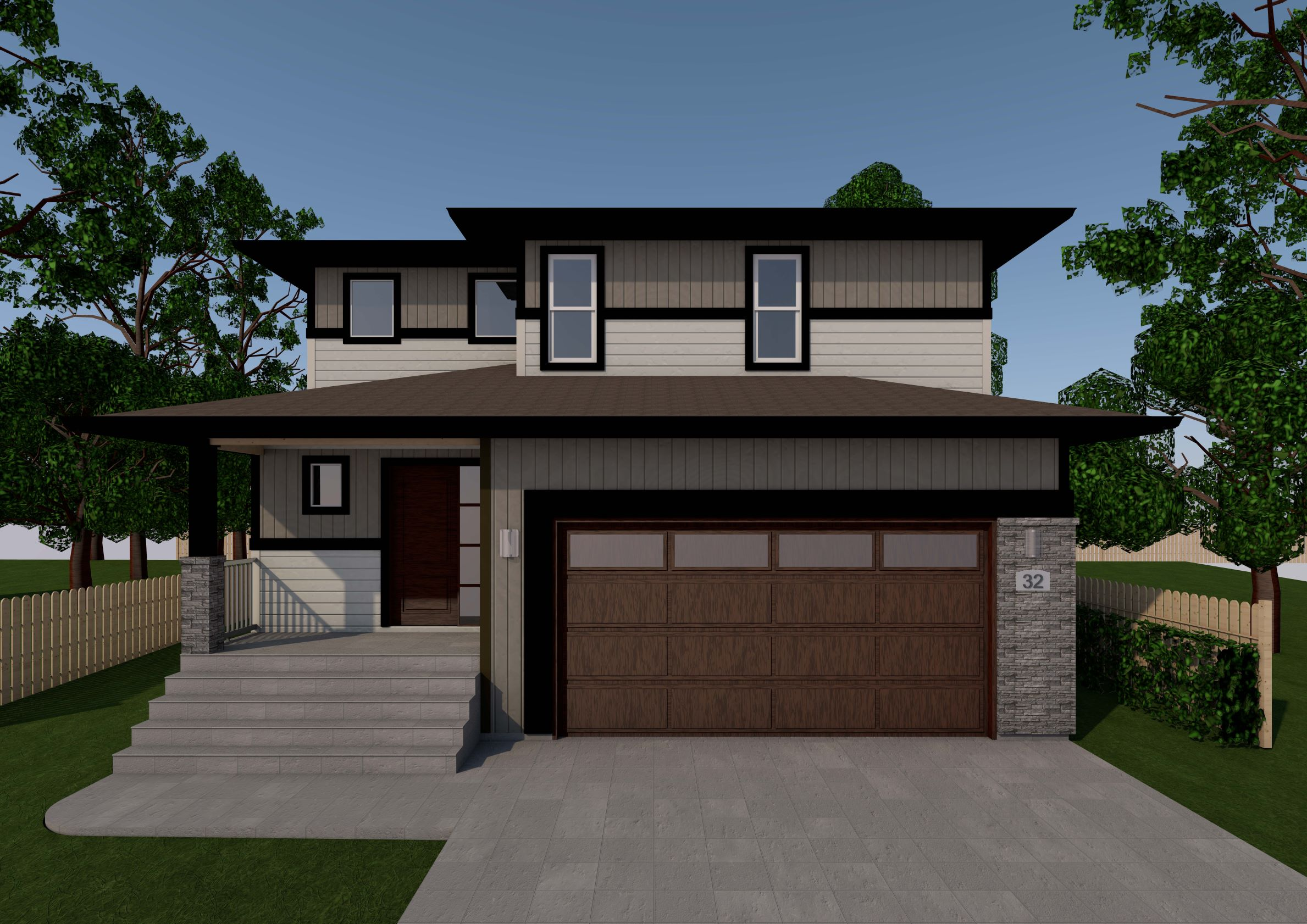 evergreen homes red deer