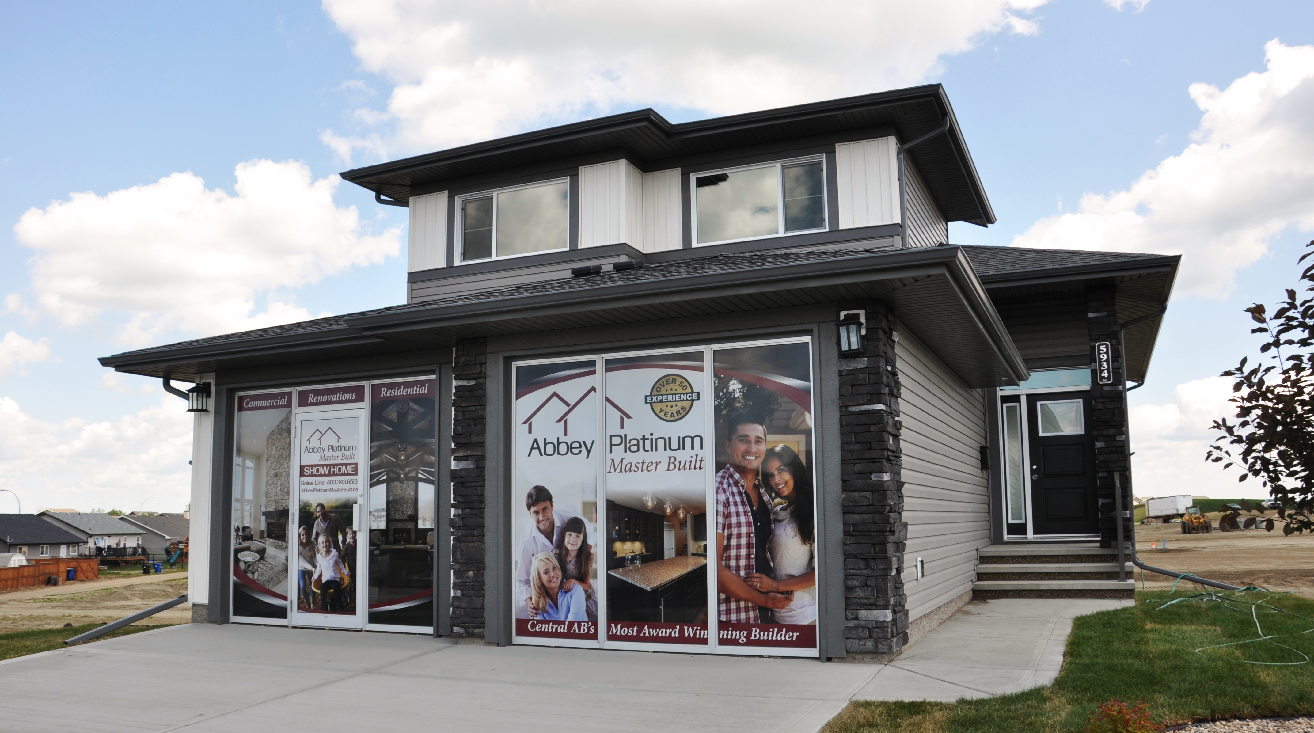 red deer quick possession homes