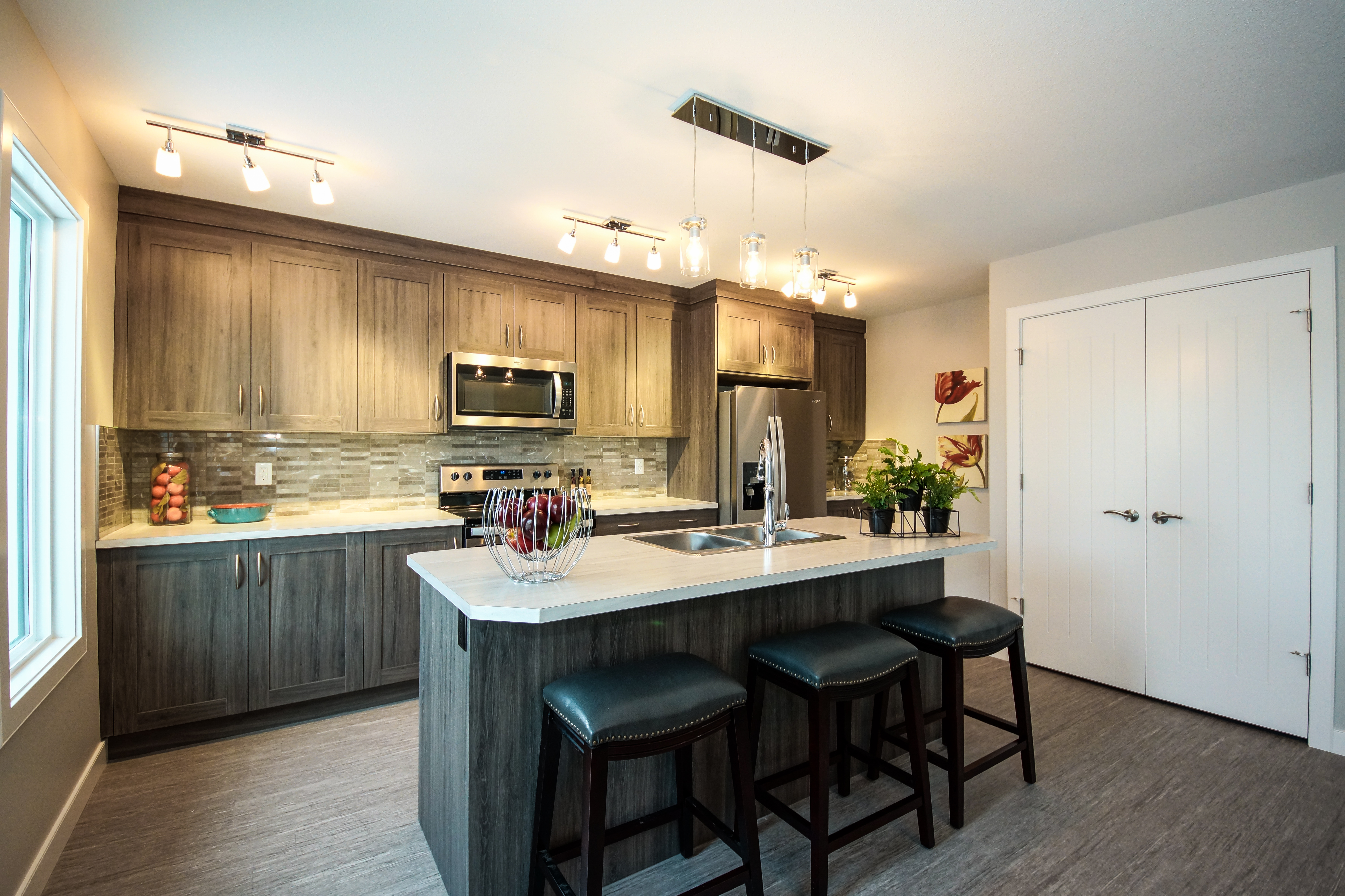 evergreen show homes red deer
