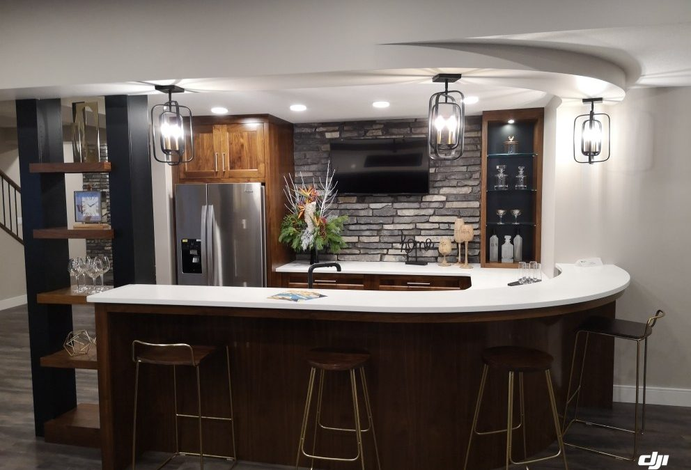 The Perfect Finishing Touch: Make the Most of Your Basement