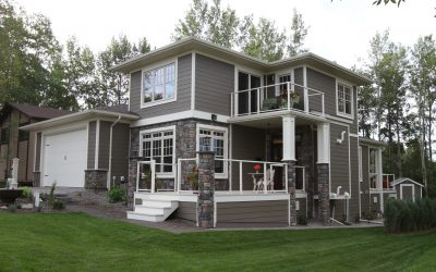Discover Your Sylvan Lake Oasis With Abbey Platinum Master Built