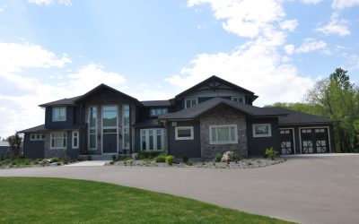Create Your Dream Central Alberta Acreage with Abbey