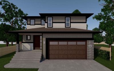 Lacombe Quick Possession Homes With Abbey Platinum Master Built