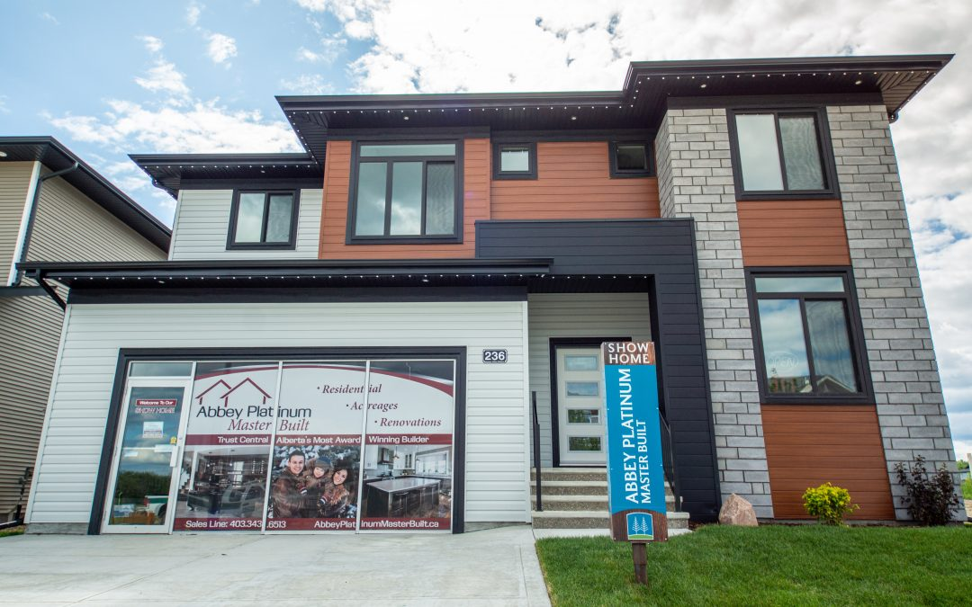 Explore Red Deer With Evergreen Show Homes