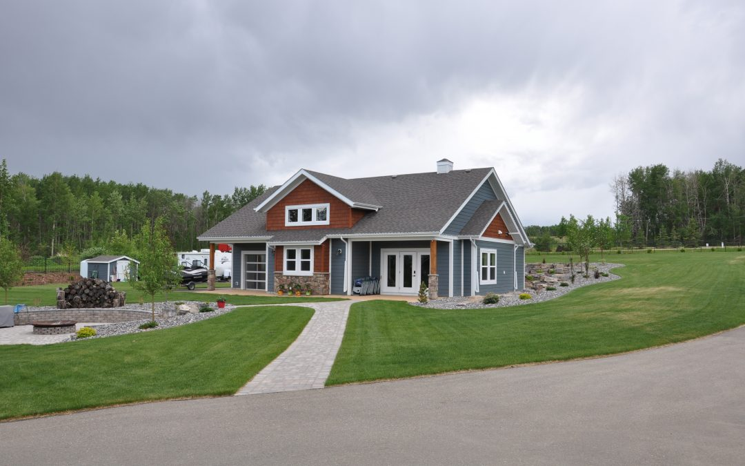 Embrace Central Alberta Acreage Life