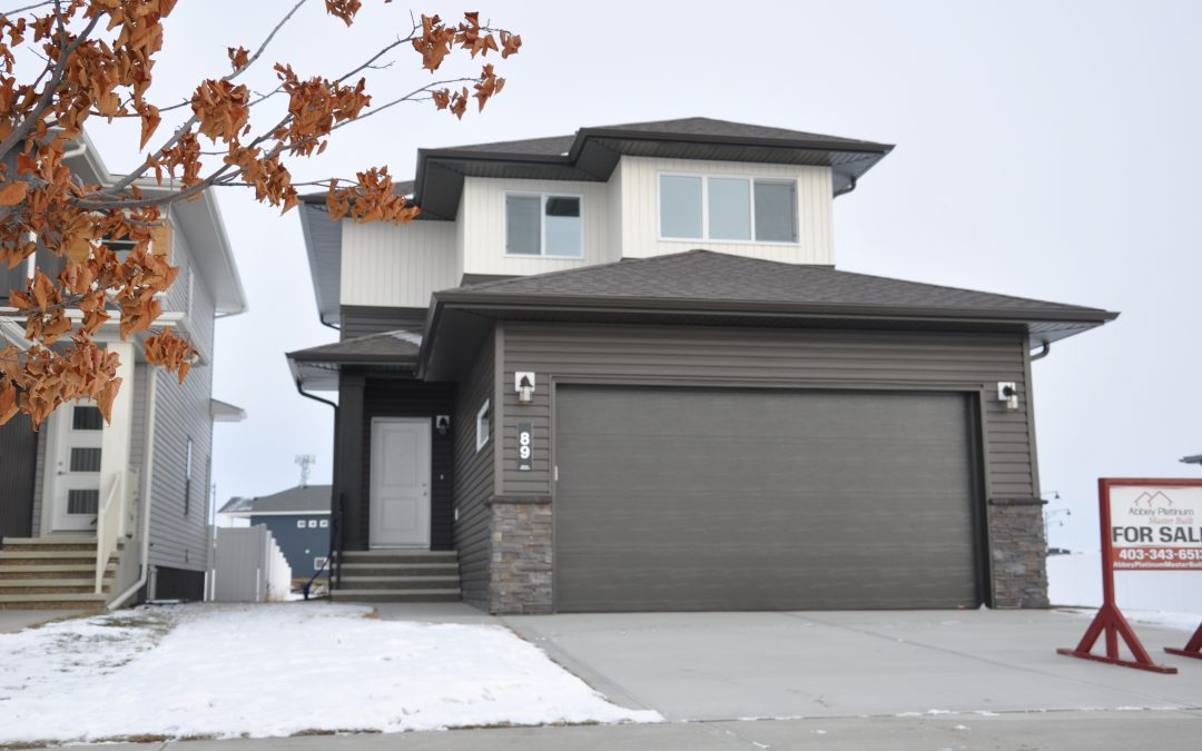 Red Deer Quick Possession Homes: 2020 Update