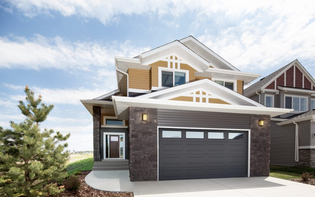 Welcome to Central Alberta! Red Deer Homes With Abbey Platinum Master Built