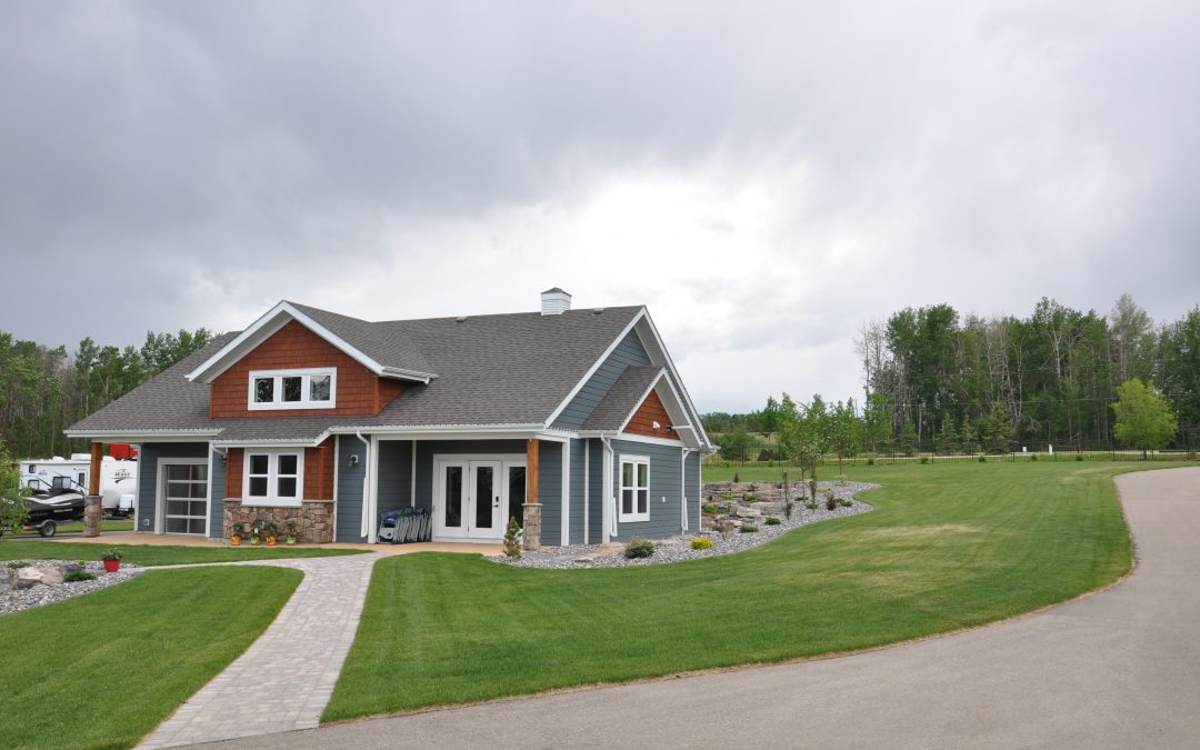 Build Your Dream House on the Prairies: Acreage Living with Abbey Platinum Master Built